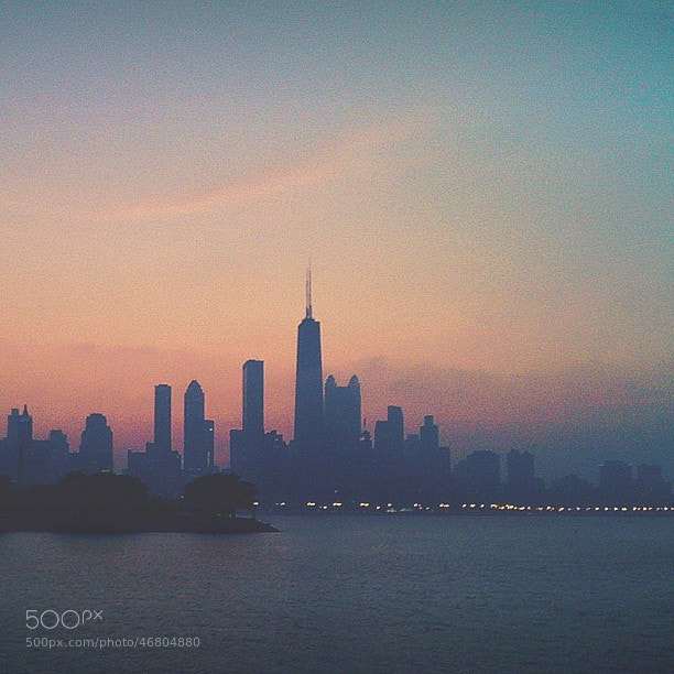 Photograph Hazy summer sunset by SB Studios  on 500px