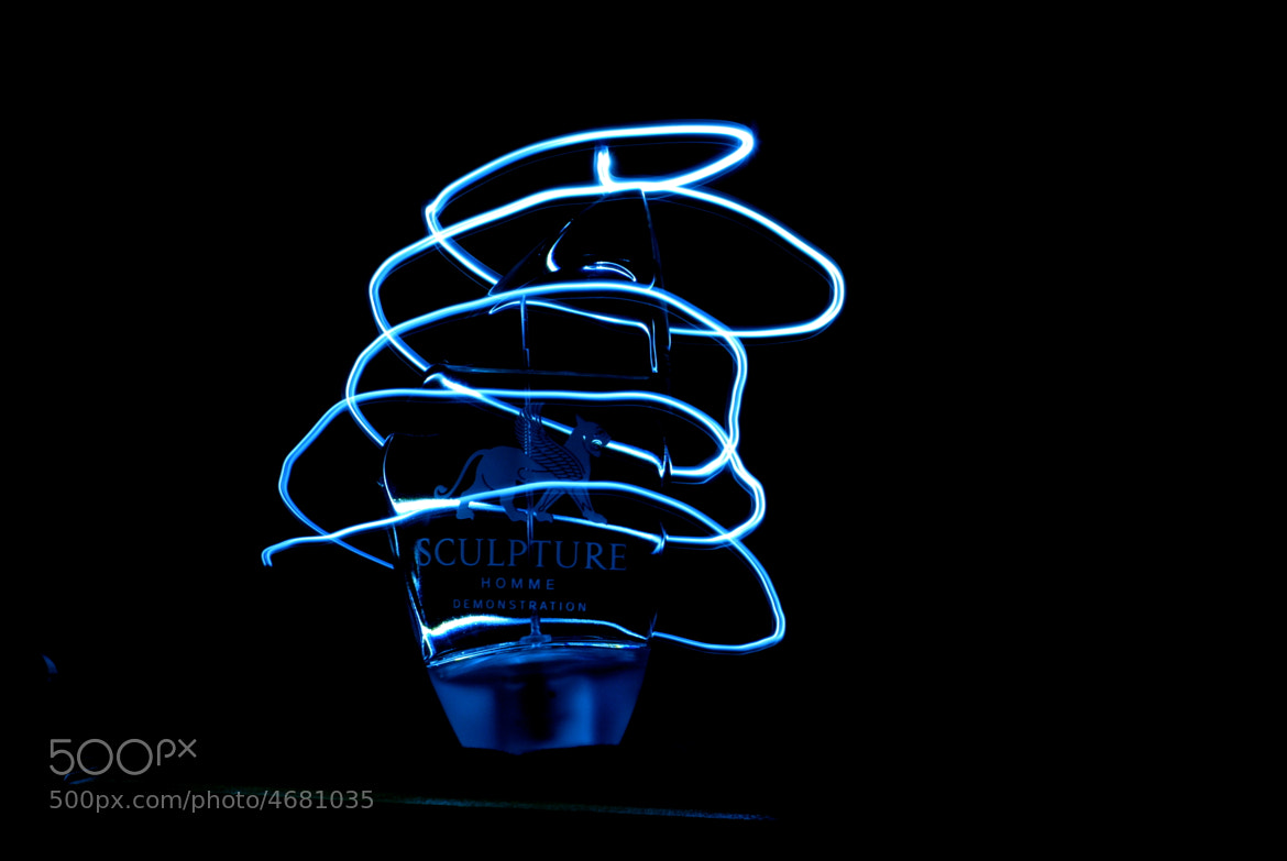 Photograph the Blue Light  by jamil ghanayem on 500px
