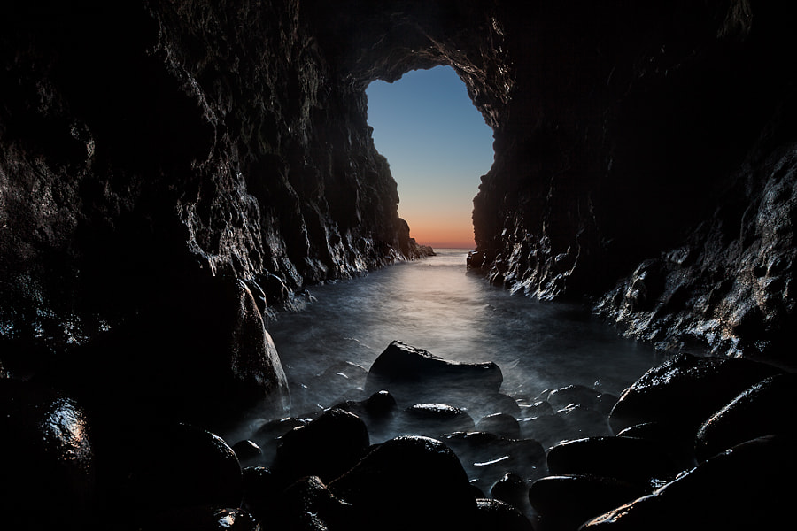 Photograph Mermaid's Cave by Bryan Hanna on 500px