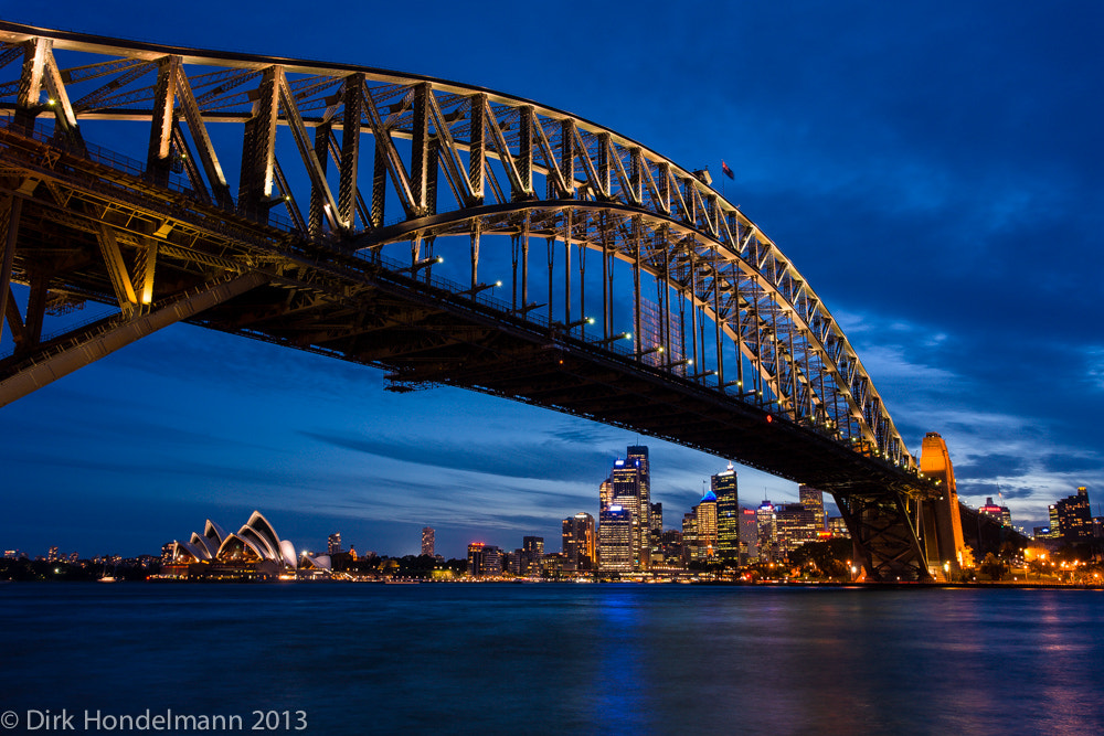 Photograph City Under The Bridge by Dirk Hondelmann on 500px