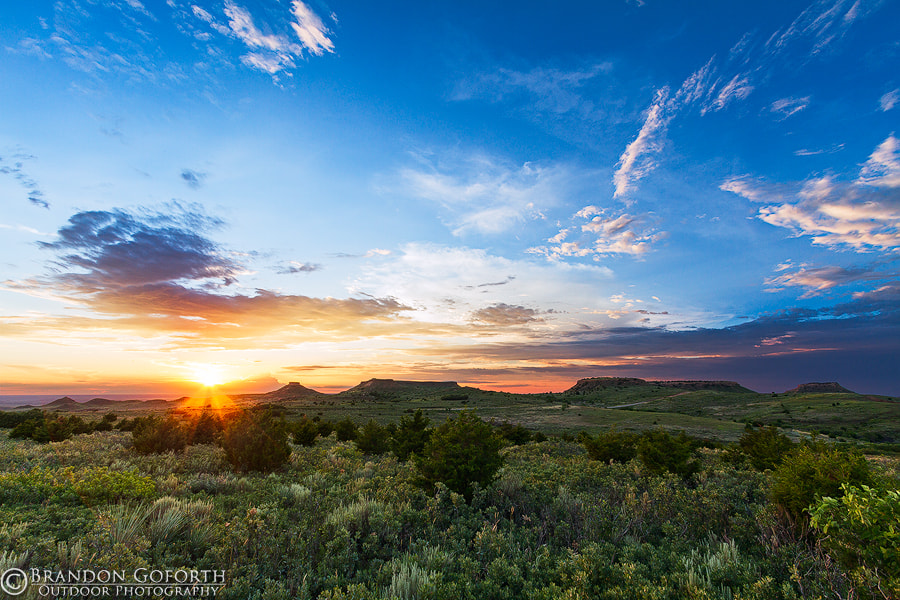 Photograph Antelope Hills - 7 by Brandon Goforth on 500px