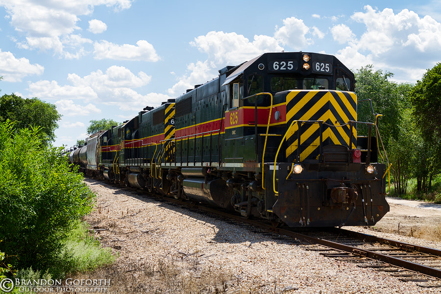 Photograph Train by Brandon Goforth on 500px