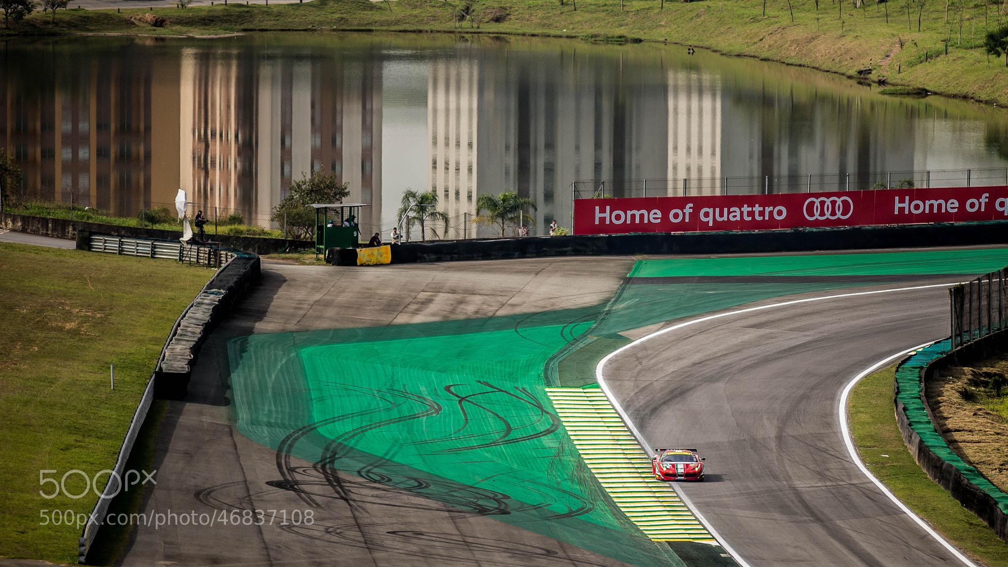 Photograph LeMans 6h of SP - Ferrari 458 by Victor Eleutério on 500px