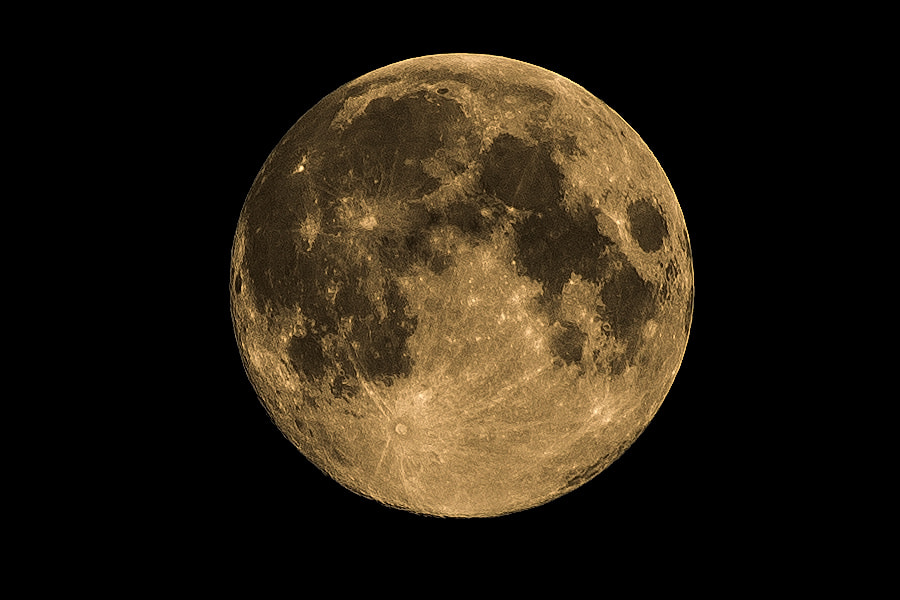 Photograph Full Moon by Peter FK on 500px