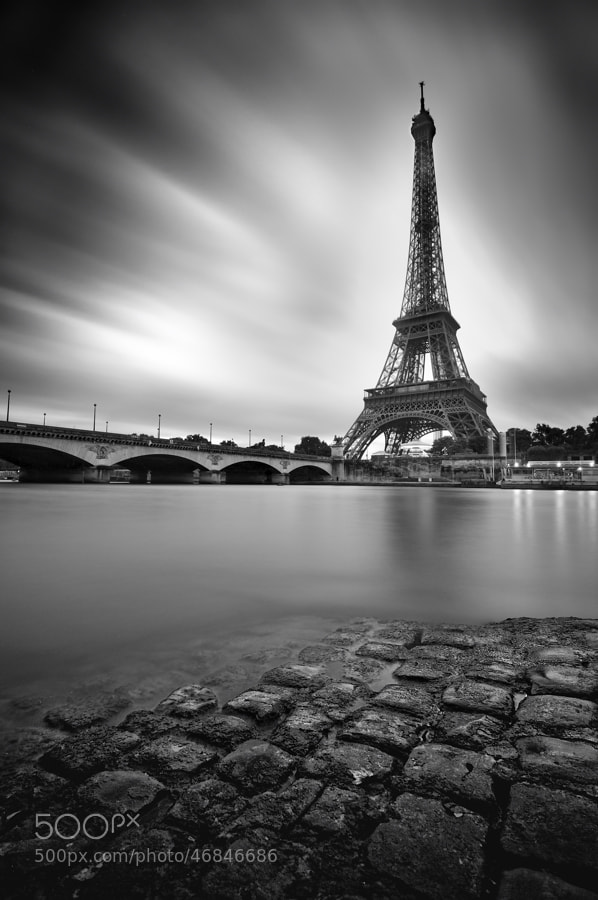 Photograph Eiffel by Julien Guglielminetti on 500px
