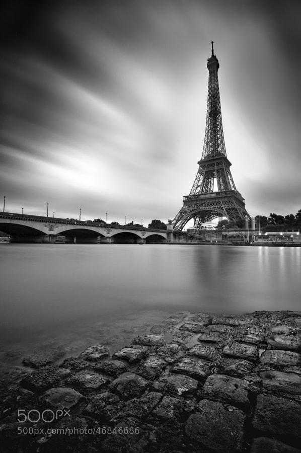 Photograph Eiffel by Julien Guglielminetti on 500px