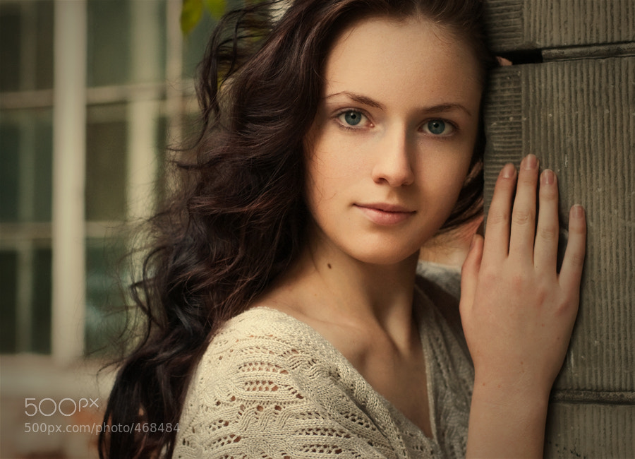 Photograph Anna by Juli Kirsanova on 500px