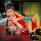 Постер, плакат: :Junior Wrestling: