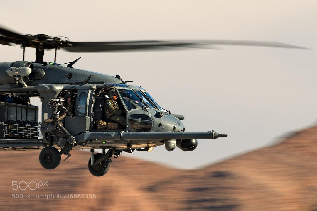 Photograph Black Hawk by Darek Siusta on 500px
