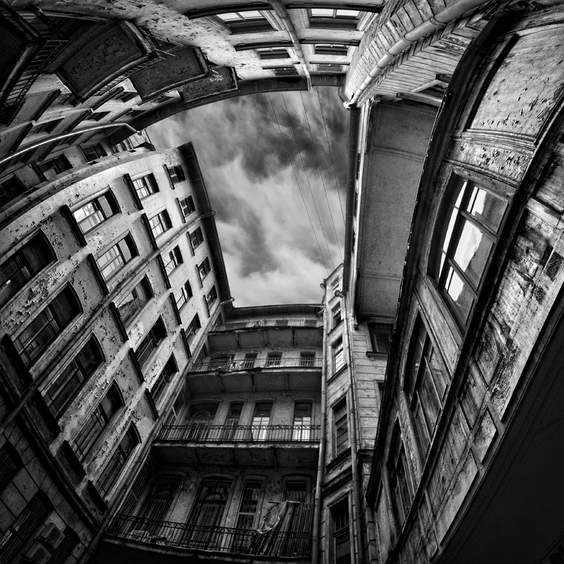 Photograph claustrophobia by Gennadi Blokhin on 500px