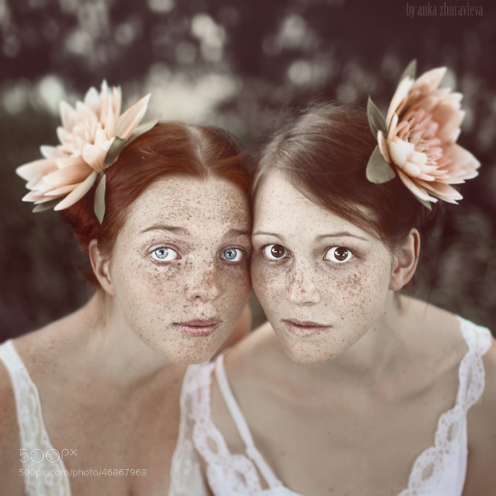 Photograph Sisters-Naiads by Anka Zhuravleva on 500px