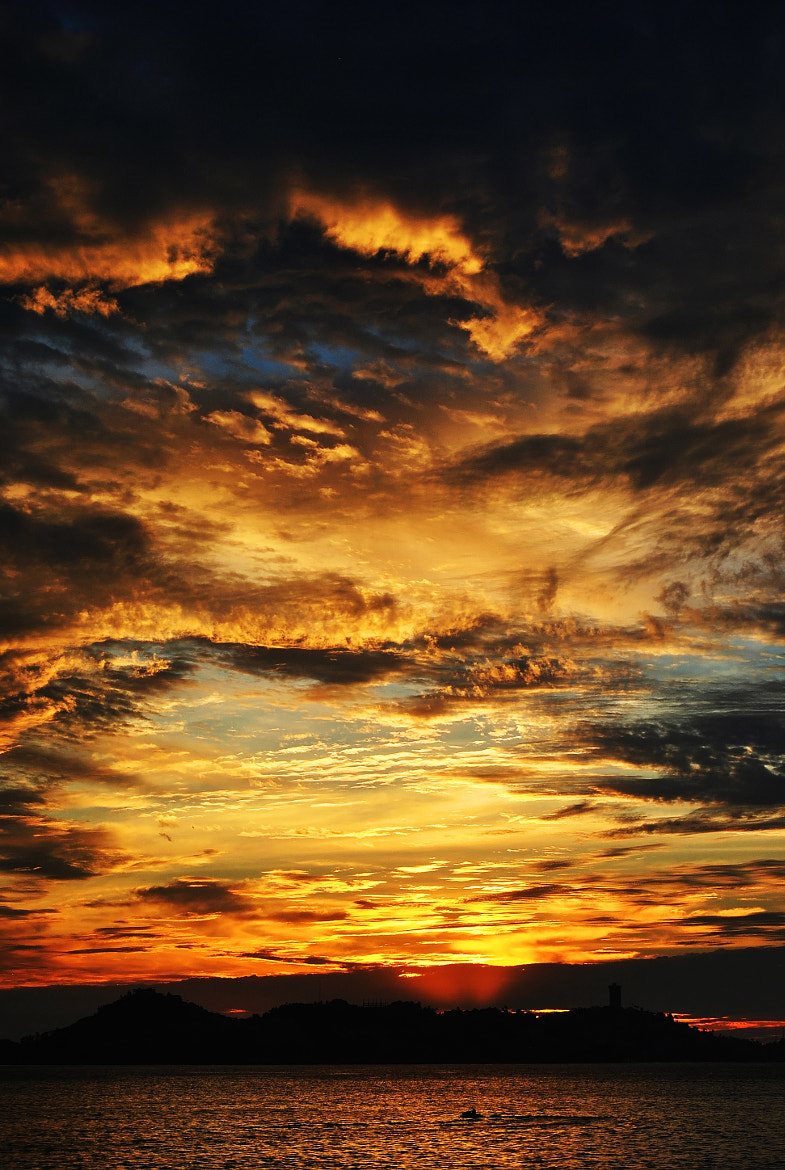 Photograph Mexican sky by Damian Lestrade on 500px