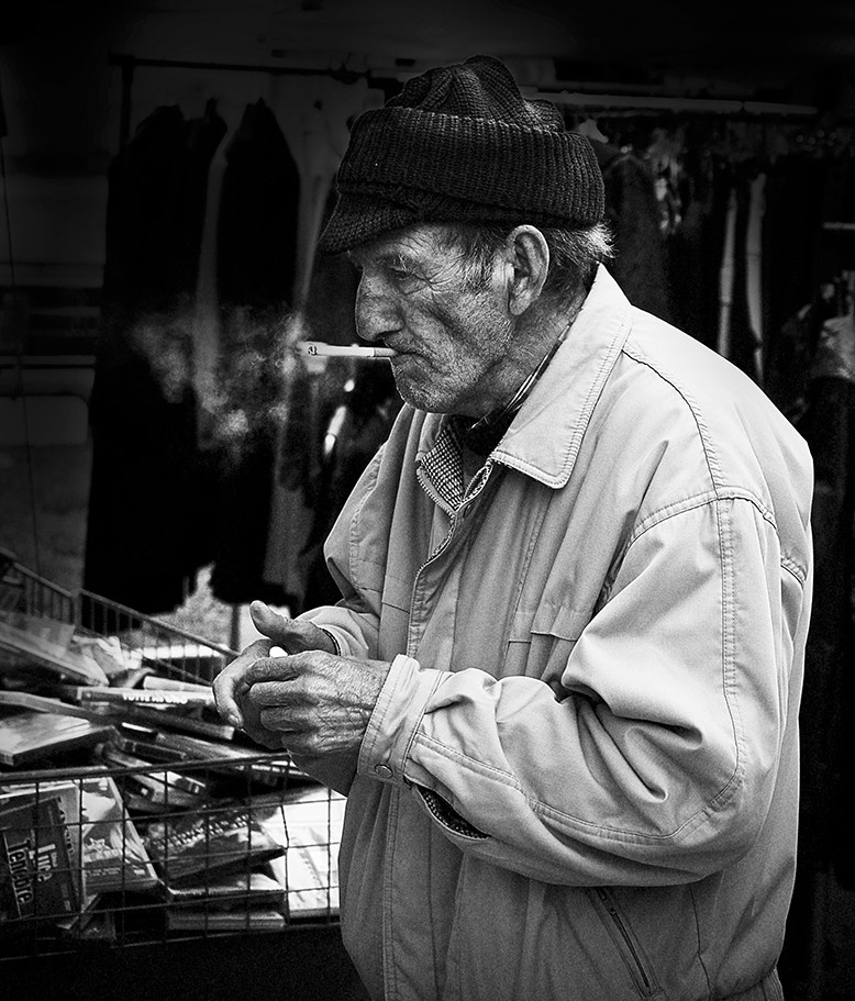 Photograph the smoker by massimo raldeni on 500px