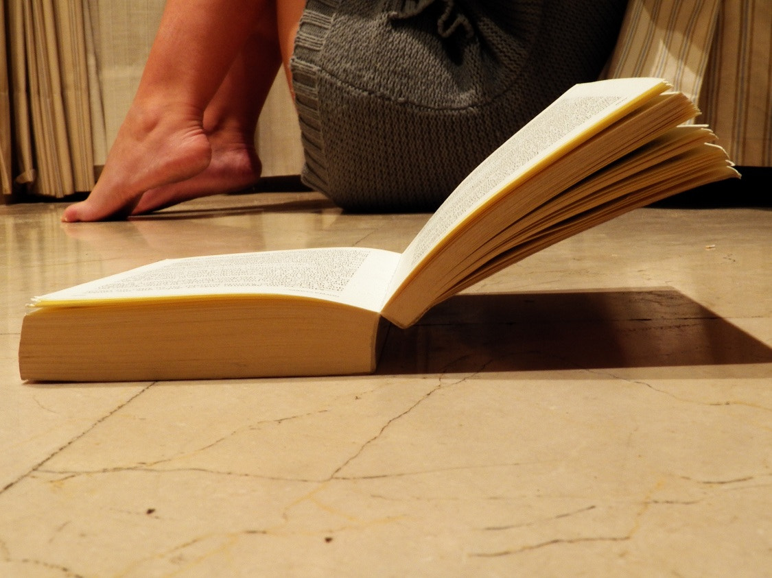 Photograph Read... by Rocio Lovera on 500px