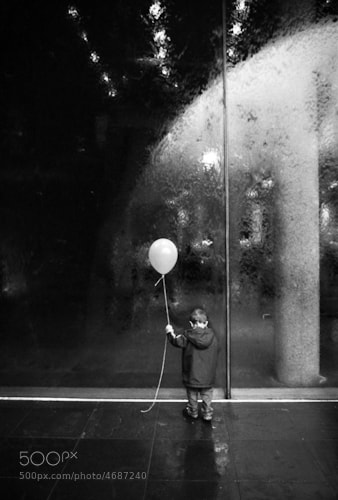 Photograph Balloon by Ross Holmberg on 500px