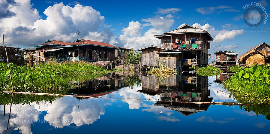 Photograph Inle Lake / Burma / 2008  by Road to the moon // Travel Photography // on 500px