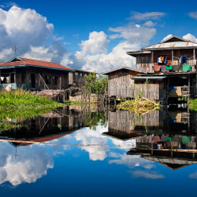 Inle Lake / Burma / 2008  by Road to the moon // Travel Photography // (roadtothemoon)) on 500px.com