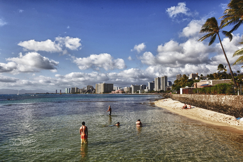 Photograph Oahu,Honolulu by Sunny Bleek on 500px