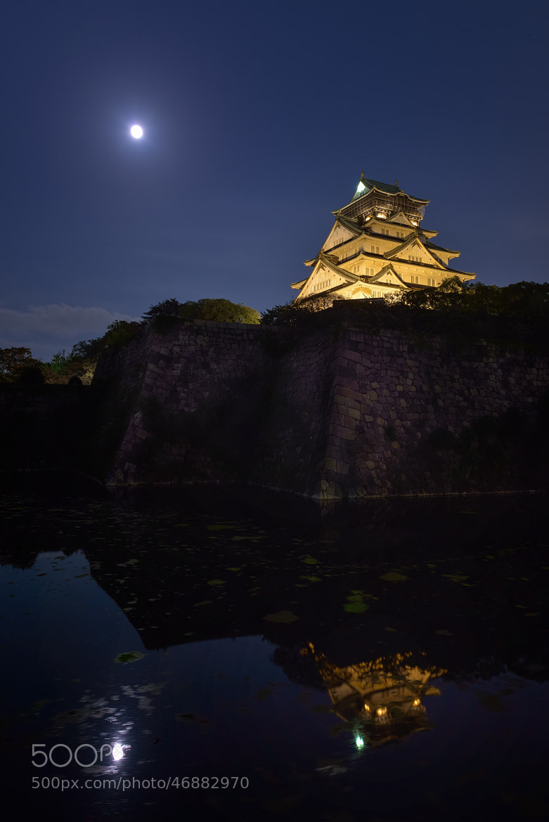 Photograph the harvest moon by Yoshihiko Wada on 500px