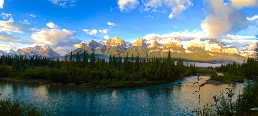 Canmore Panorama