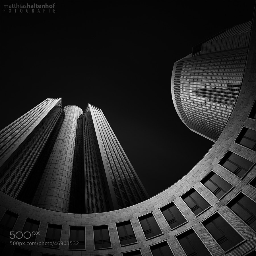Photograph Tower 185 by Matthias Haltenhof on 500px