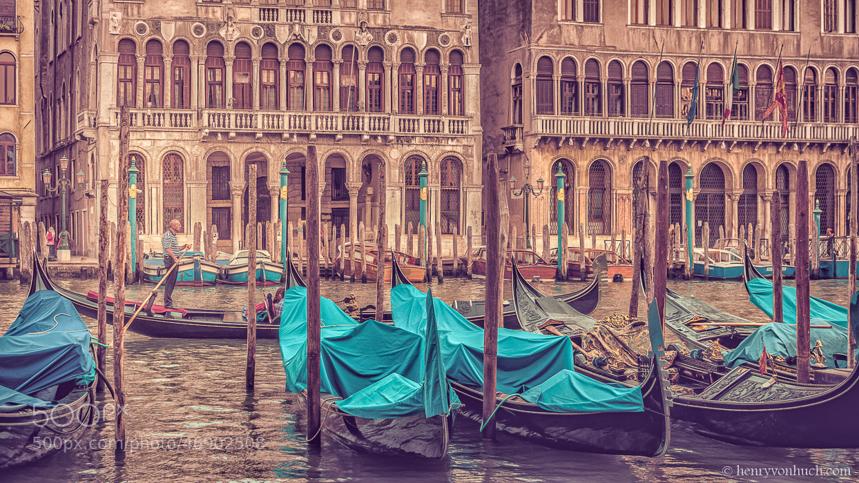 Photograph venice by Henry von Huch on 500px