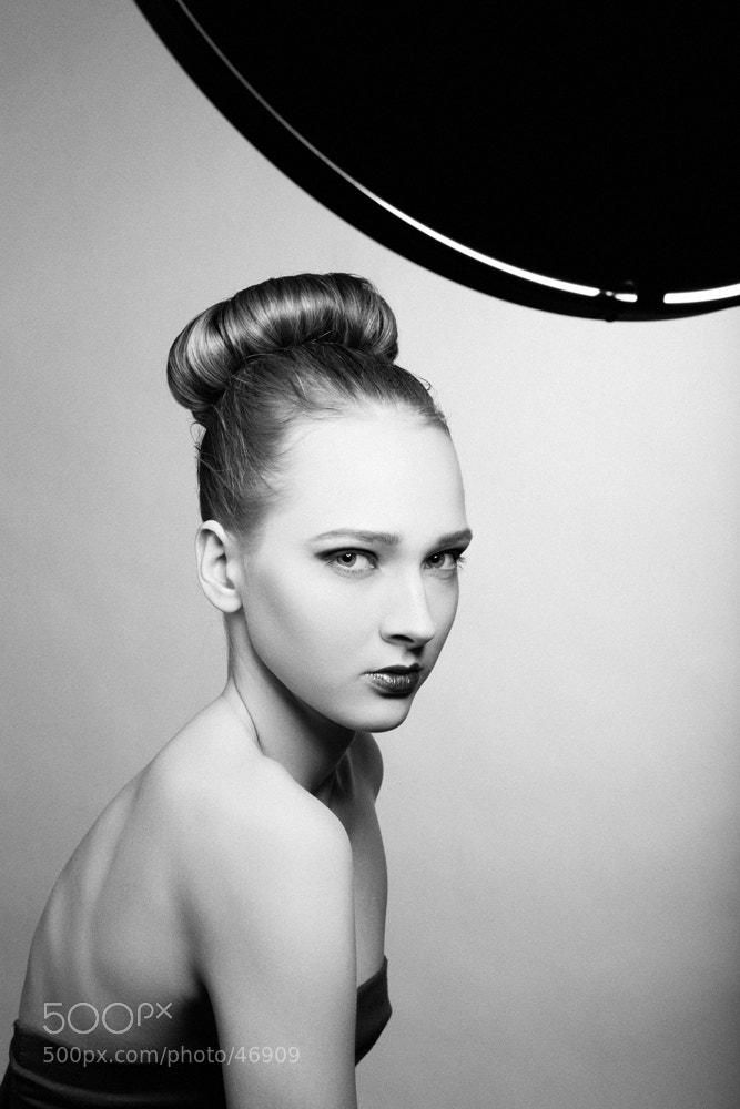 Photograph Nadya by Daria Alexandrova on 500px