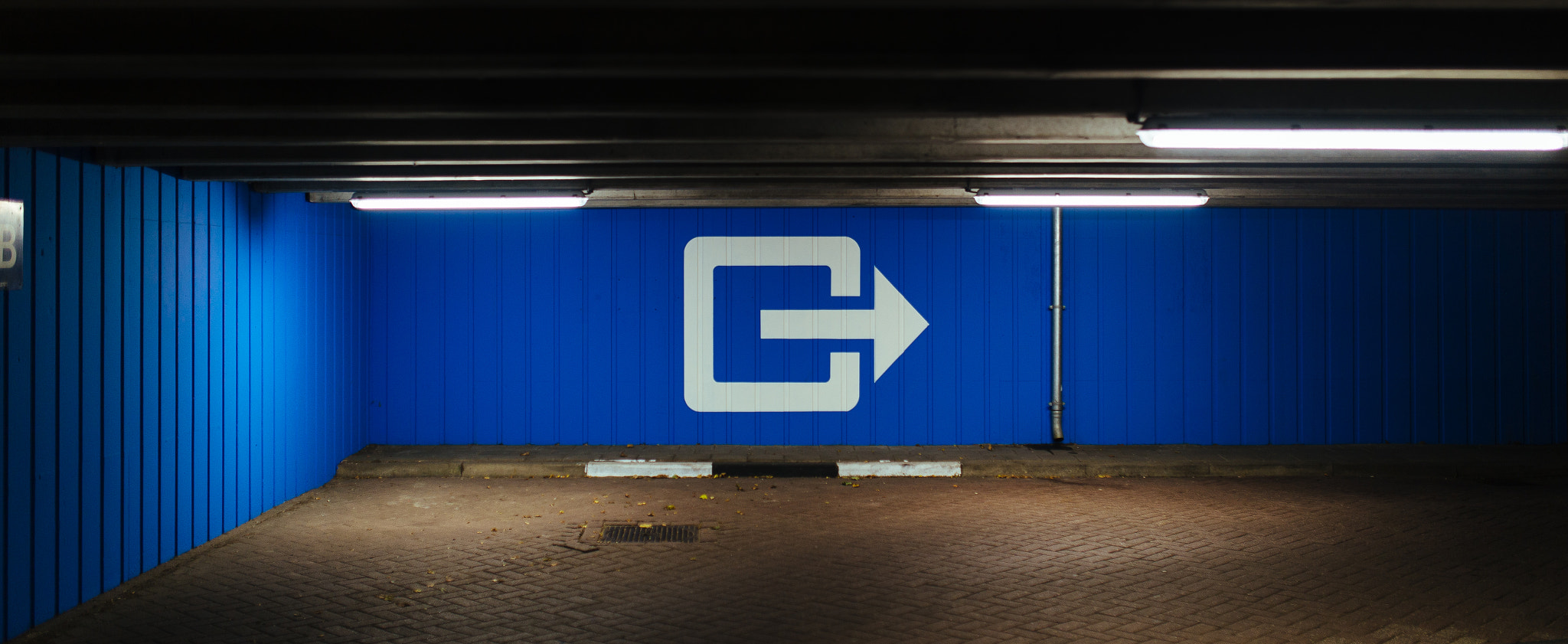 Photograph Exit by Edwin van Nuil on 500px