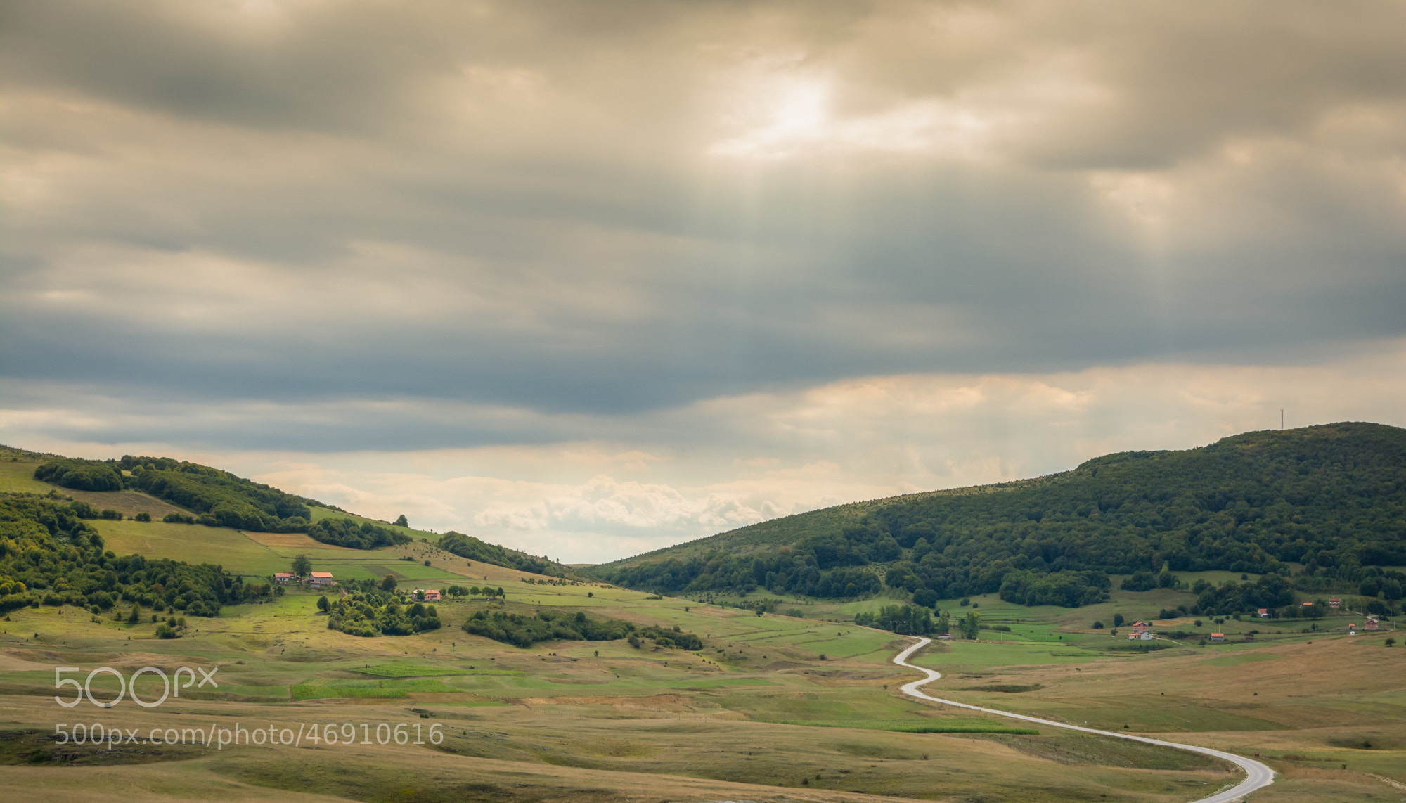 Photograph Countryside by Stevan Tontich on 500px