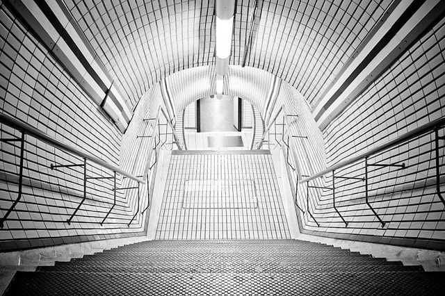 Photograph Underground O by Celine Blaszykowski on 500px