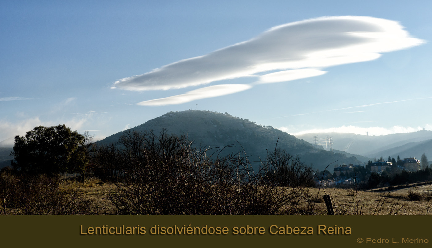 Photograph Nubes lenticularis by Pedro Merino on 500px