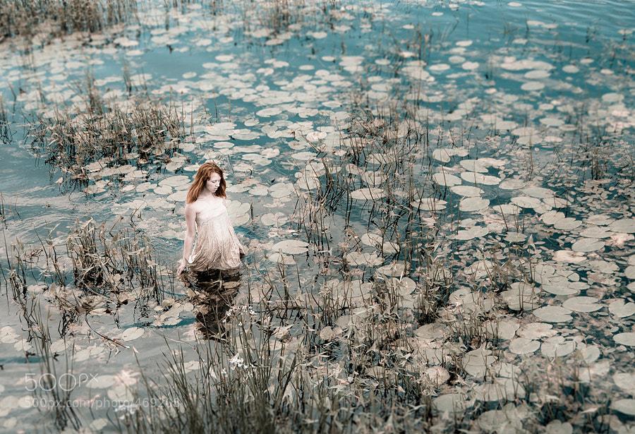 Photograph mermaid by Евгения  Долотёнкова on 500px
