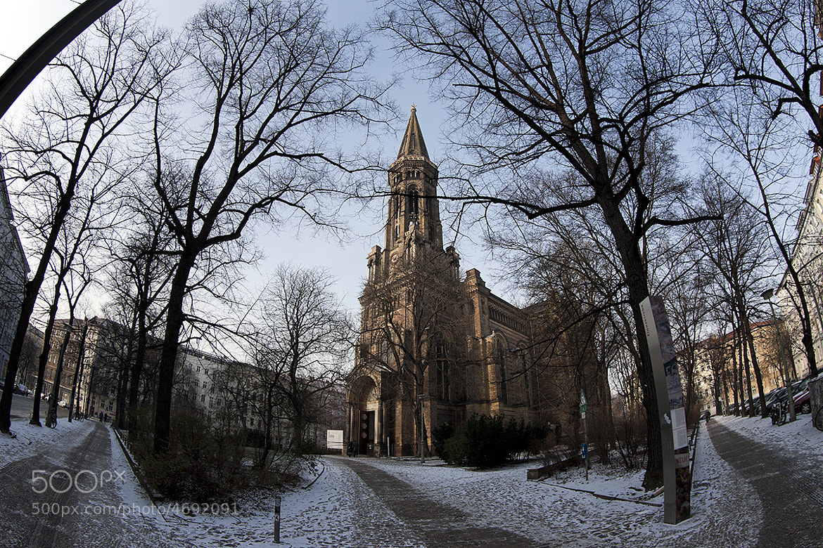 Photograph Zionskirche by xflo : w on 500px