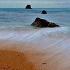Man of War Cove, Jurassic coast Dorset.