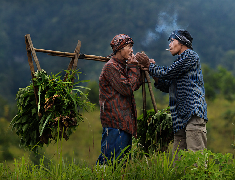 Photograph let's smoking by taufik sudjatnika on 500px