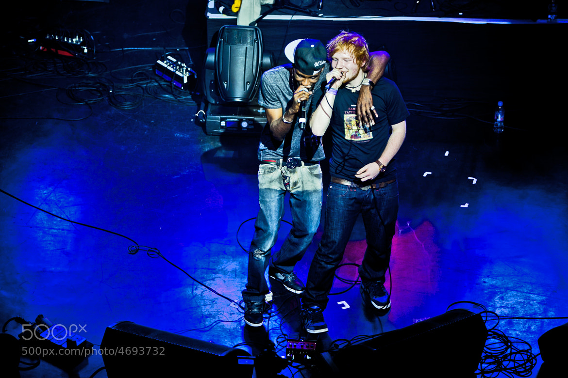 Photograph Wretch32 and Ed Sheeran by Mamun Humayun on 500px