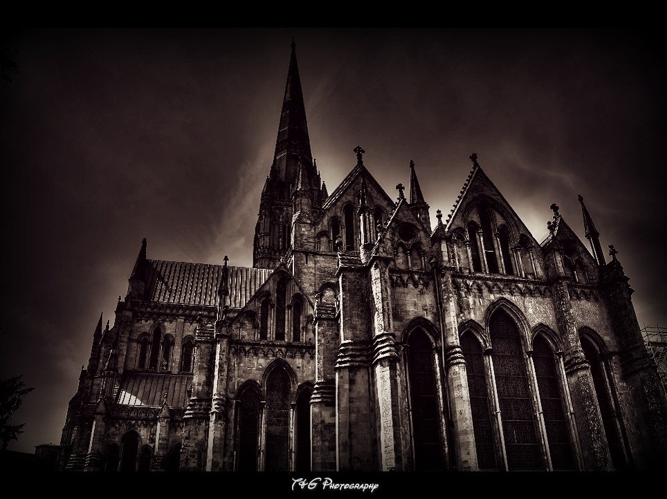Photograph Gothic Cathedral by T&G Photography  on 500px