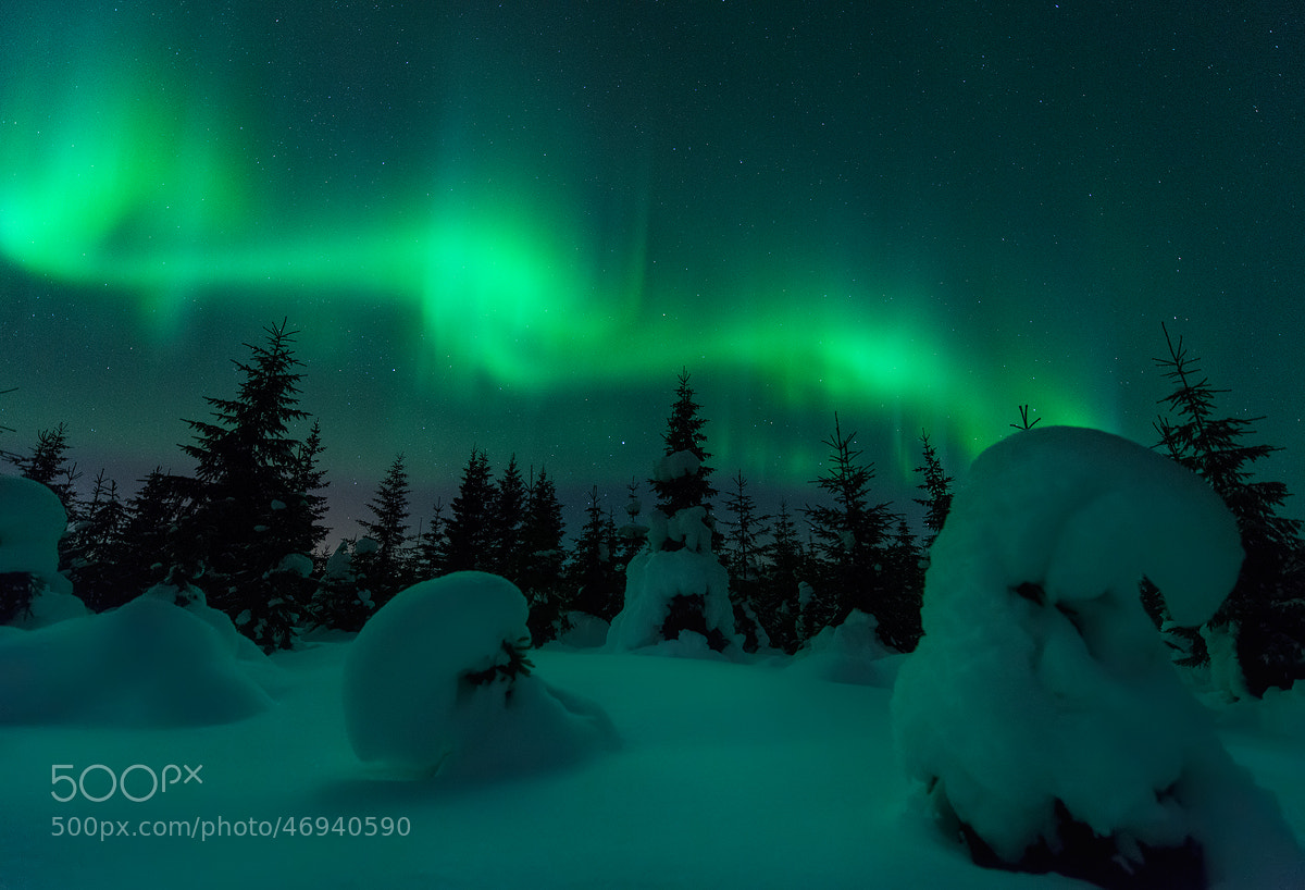 Photograph Symphony in the Sky by Arild Heitmann on 500px