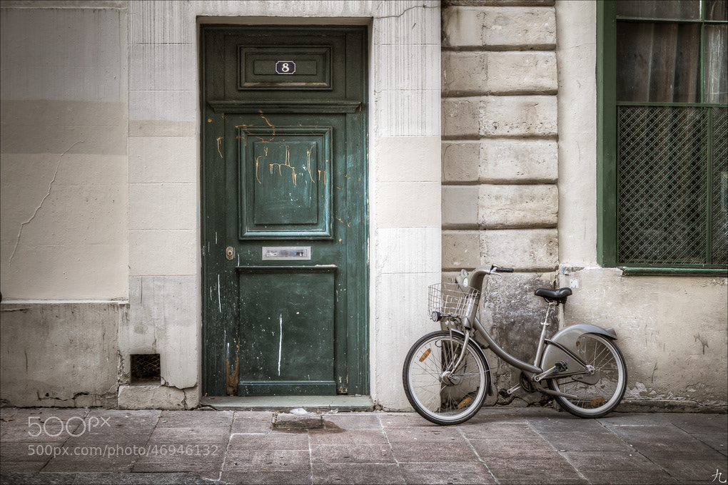 Photograph Velib're by Frédéric Baque on 500px