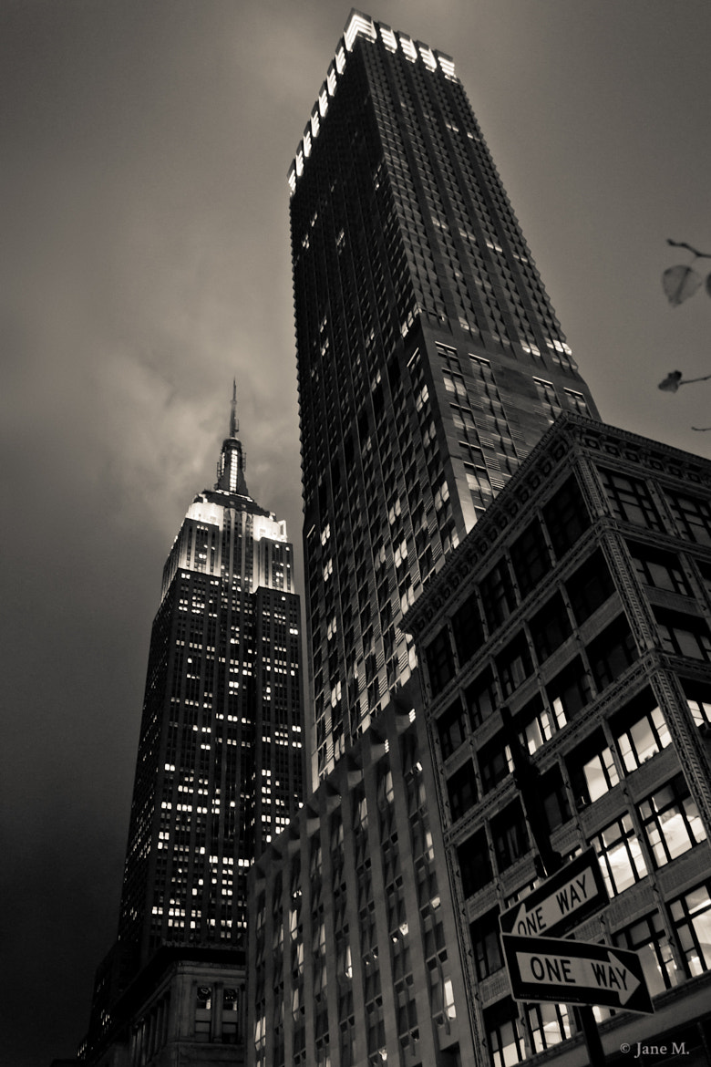 Photograph Empire State Building by Jane Terekhov on 500px