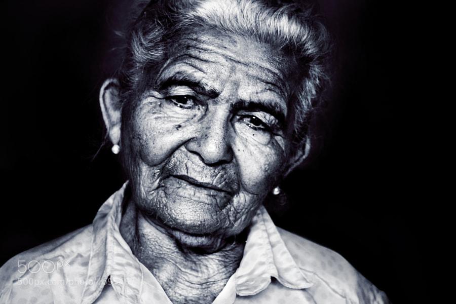 Grandma by Adriano Carvalho (adrianocarvalho)) on 500px.com