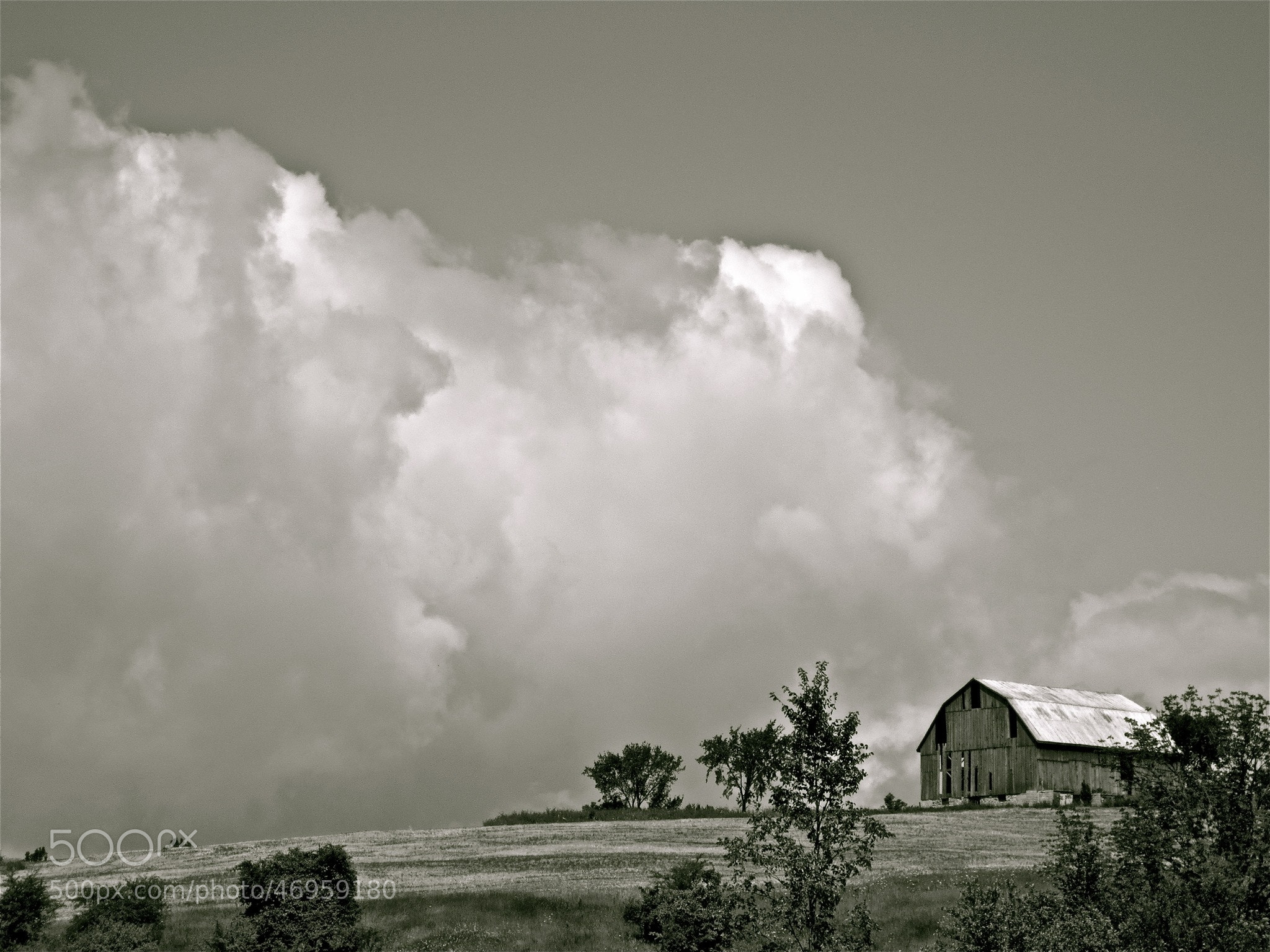 Photograph Approaching Storm by Kevin Haggith on 500px
