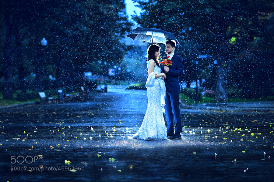 Photograph September rain by ??????? ???????? on 500px
