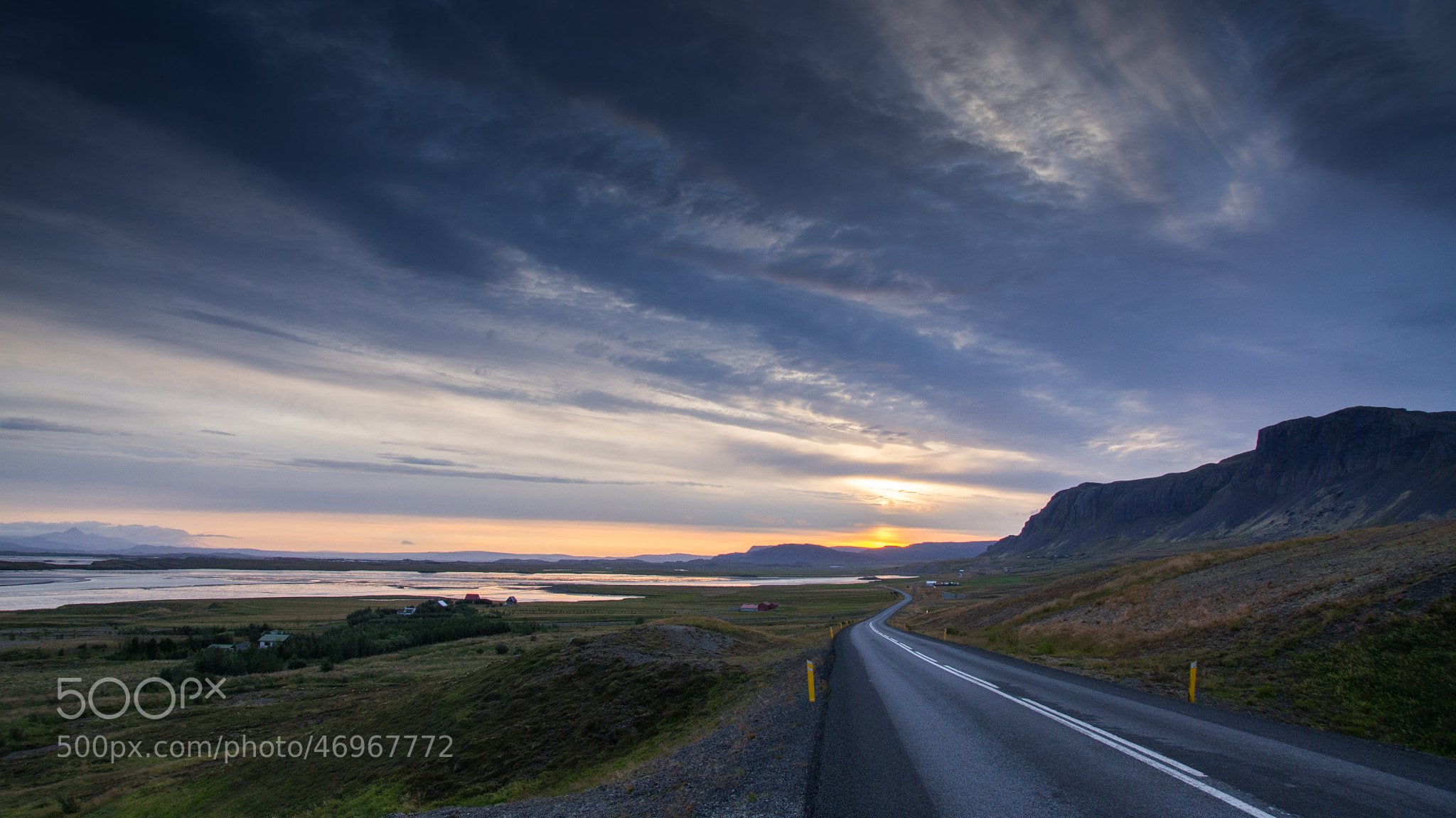 Photograph Somewhere near Hvanneyri (Iceland)... by Lluís Grau on 500px