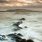 Lambay Island of the coast of Dublin, Ireland