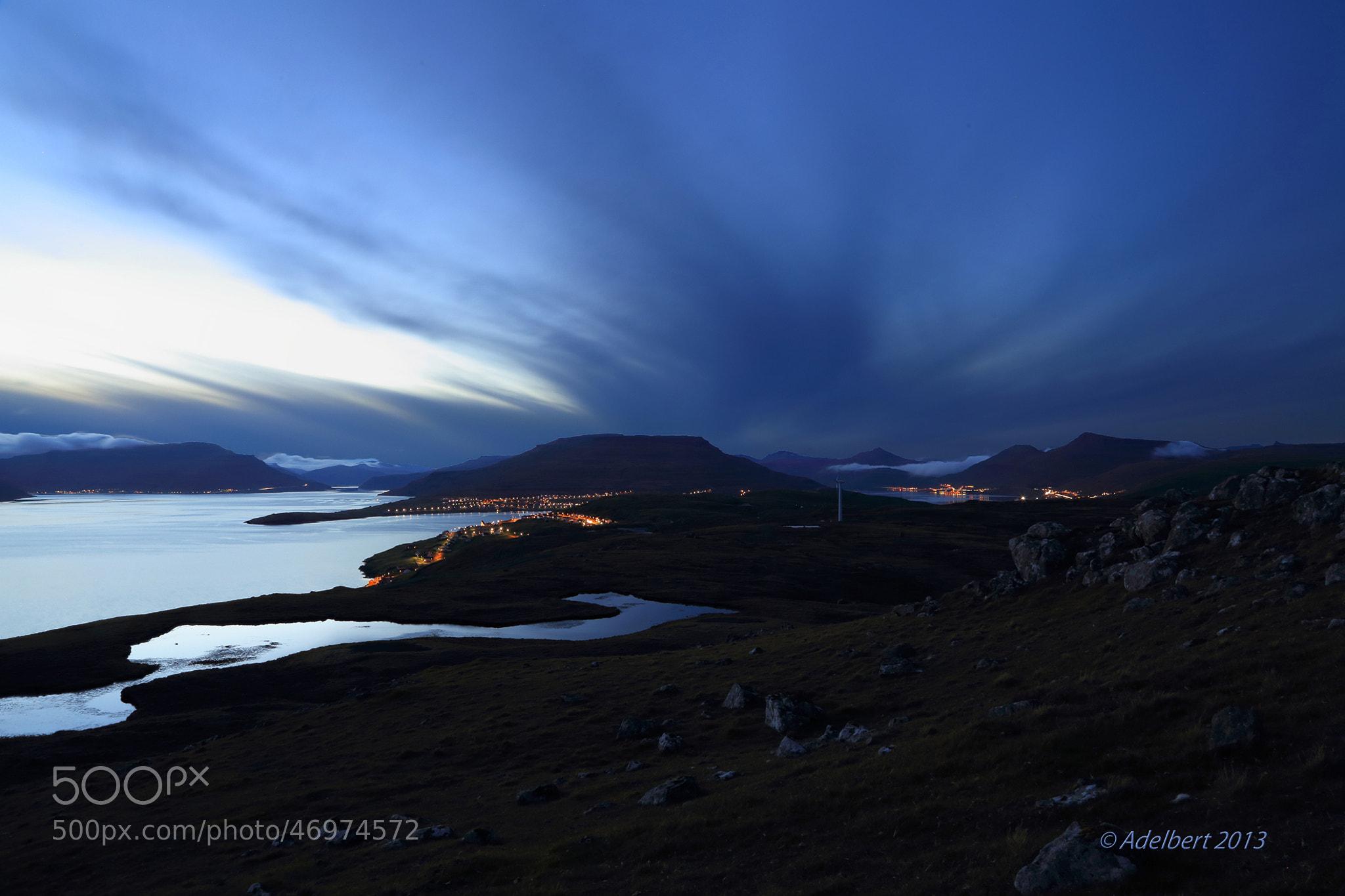 Photograph Autumn Evening by Adelbert Ellingsgaard on 500px