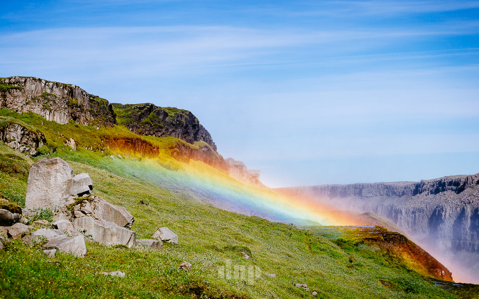 Photograph Rainbow in the grass by David Hera on 500px
