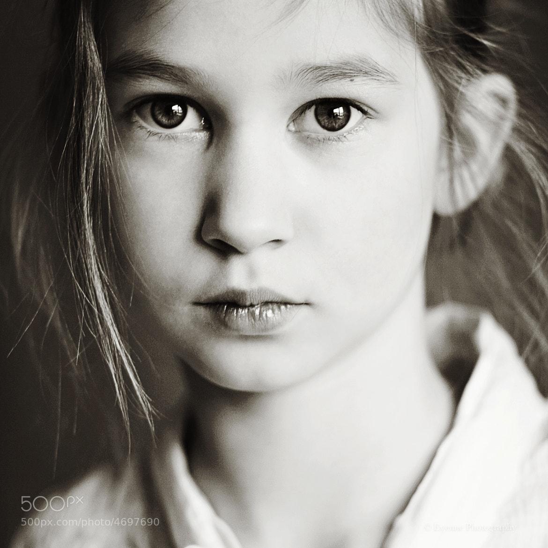Photograph Mila by kasia sliwa on 500px
