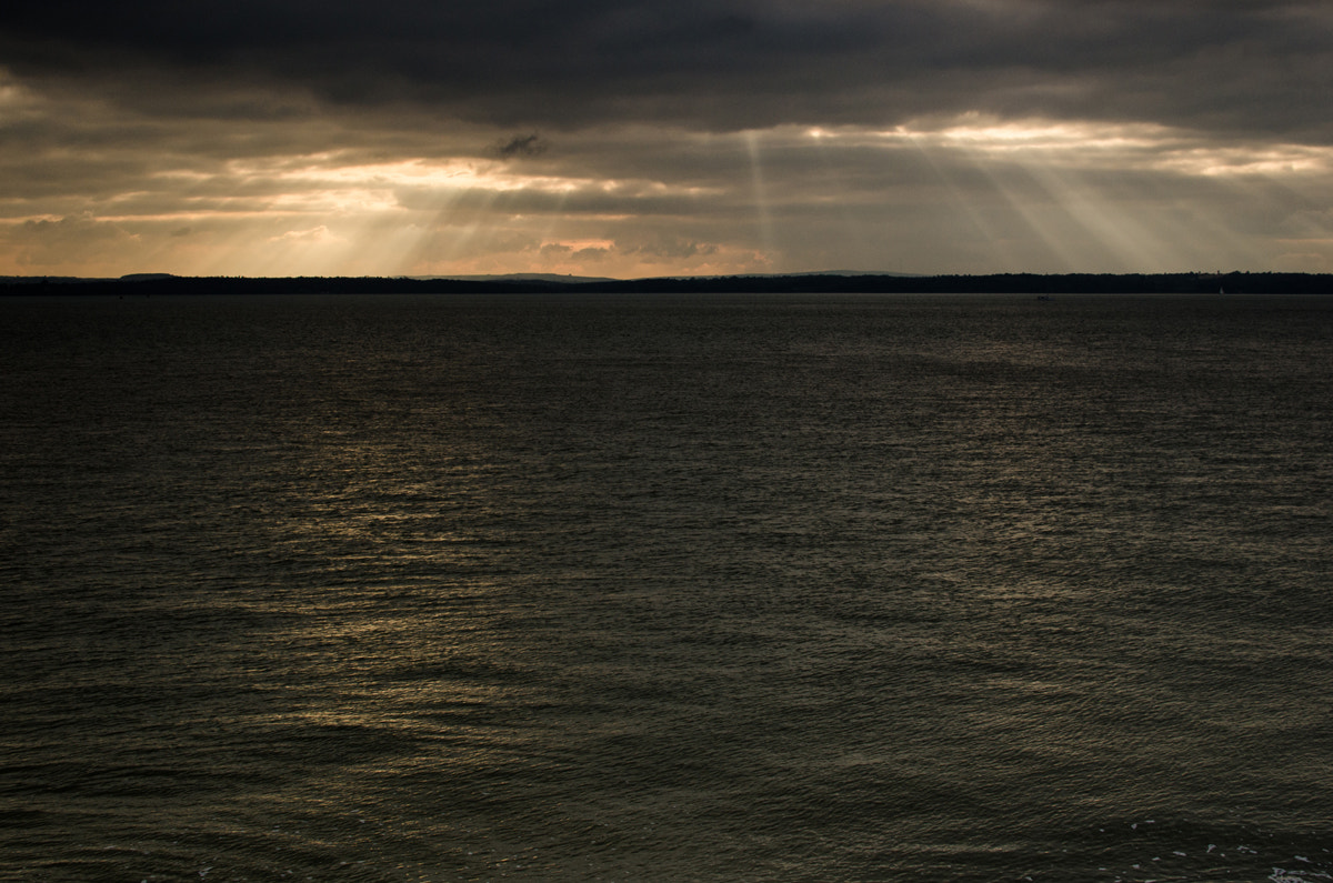 Photograph Solent view by Mark Hall on 500px