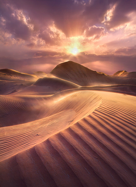 Photograph Ripples and Flames by Marc  Adamus on 500px